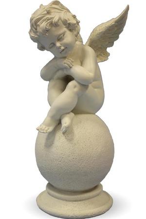 Aniołek kamienny 29x14x14