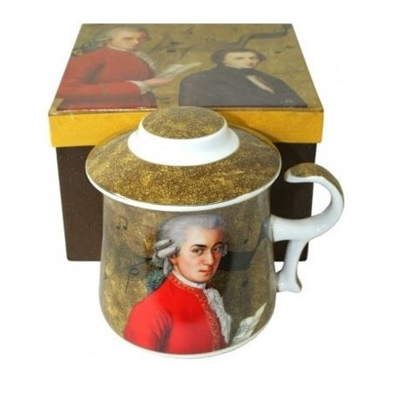 Kubek z zaparzaczem 390 ml Mozart