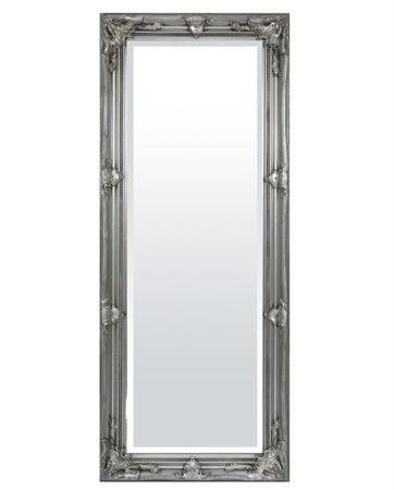 Lustro srebrna rama 134x54x3