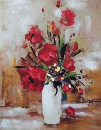 Obraz Kwiaty 50 x 60