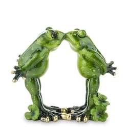 Figurka Żabki Pocałunek Miłość wys. 10.5 cm