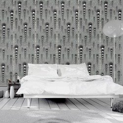 Fototapeta - Grafitowe sople