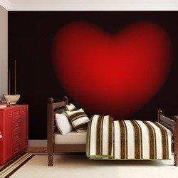 Fototapeta - Shape of my heart