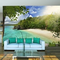 Fototapeta - Słoneczna plaża