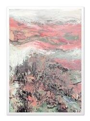 "Obraz ""Abstrakcje"" reprodukcja 53x73cm"