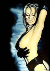Obraz - Akty - olejny, ręcznie malowany 60x90cm