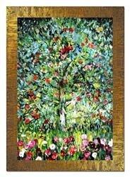 """Obraz """"Gustaw Klimt"""" ręcznie malowany 77x107cm"""