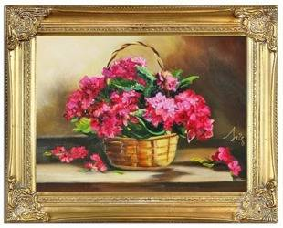 """Obraz """"Inne"""" ręcznie malowany 37x47cm"""