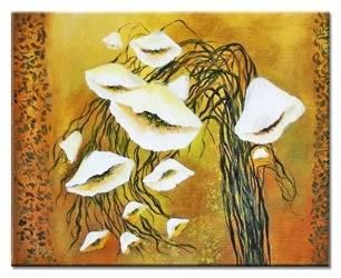 """Obraz """"Inne"""" ręcznie malowany 40x50cm"""