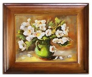 """Obraz """"Inne"""" ręcznie malowany 46x56cm"""