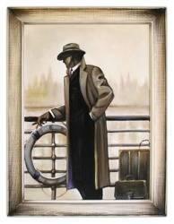 """Obraz """"Inne"""" ręcznie malowany 62x82cm"""