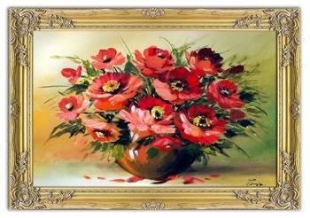 """Obraz """"Inne"""" ręcznie malowany 78x108cm"""