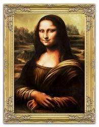 """Obraz """"Inni"""" ręcznie malowany 65x85cm"""