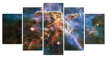 """Obraz """"Krajobrazy"""" reprodukcja 45x70cm x2, 45x100cm x2, 45x120cm"""
