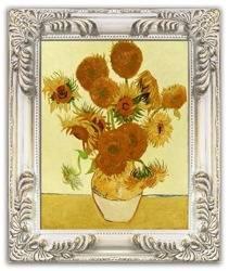 Obraz - Kwiaty 27x32cm