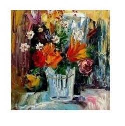 Obraz Kwiaty 50 x 70