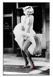 "Obraz ""Marilyn Monroe"" reprodukcja 90x60 cm"