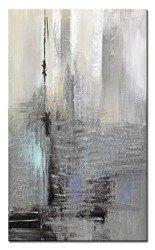 """Obraz """"NOWOŚCI"""" - olejny, ręcznie malowany 115x195cm"""