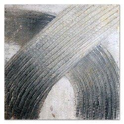"""Obraz """"NOWOŚCI"""" - olejny, ręcznie malowany 90x90cm"""