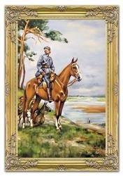 """Obraz """"NOWOŚCI"""" ręcznie malowany 75x105cm"""