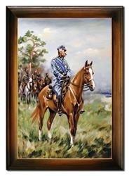 """Obraz """"NOWOŚCI"""" ręcznie malowany 76x106cm"""