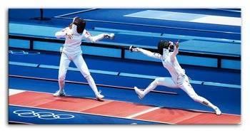 "Obraz ""Sport"" reprodukcja 90x45 cm"
