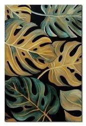 """Obraz """"Tropical Island"""" ręcznie malowany 60x90 cm"""