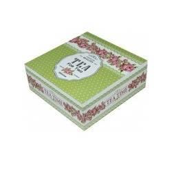 Skrzyneczka na herbatę Tea For Two 7x18x18