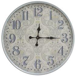 Zegar wiszący ozdobny stylowy retro klasyczny