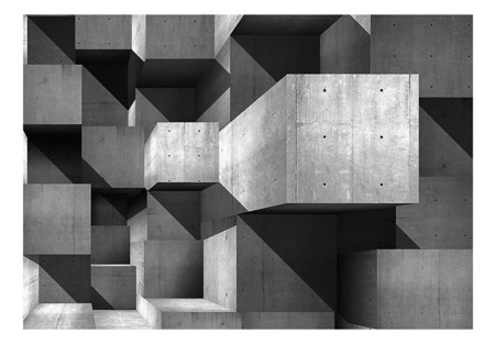 Fototapeta - Betonowe wieżowce
