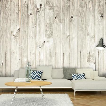 Fototapeta - Drewniany płotek