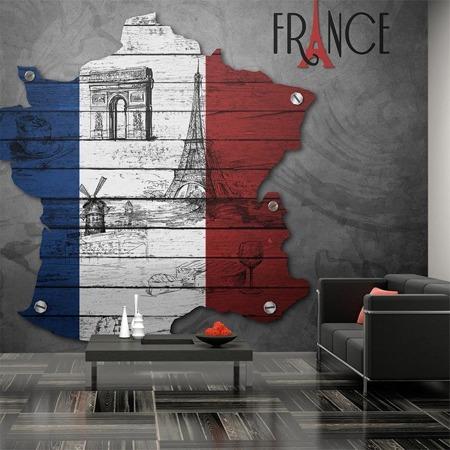 Fototapeta - Francja (symbole)