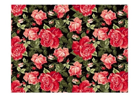 Fototapeta - Klasyczne róże