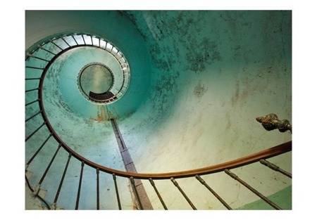 Fototapeta - Latarnia morska - schody