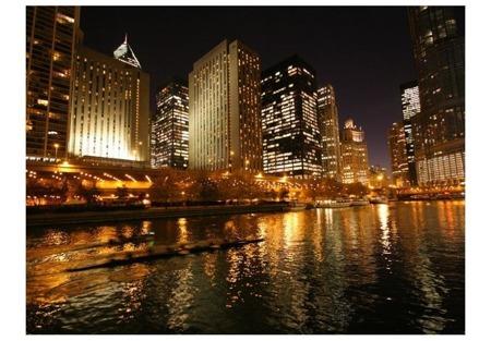 Fototapeta - Nad wodą, Chicago