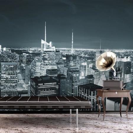 Fototapeta - Nocne życie Nowego Jorku