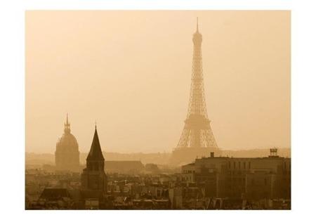 Fototapeta - Panorama Paryża