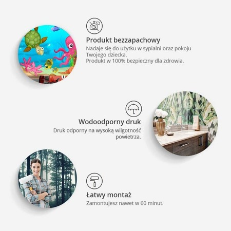 Fototapeta - Podróże małe i duże (Język niemiecki)