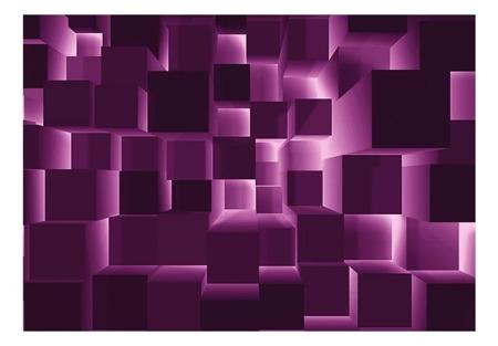 Fototapeta - Purpurowe uderzenie