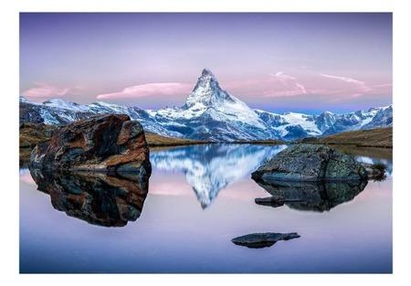 Fototapeta - Samotna góra