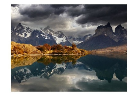 Fototapeta - Torres del Paine National Park