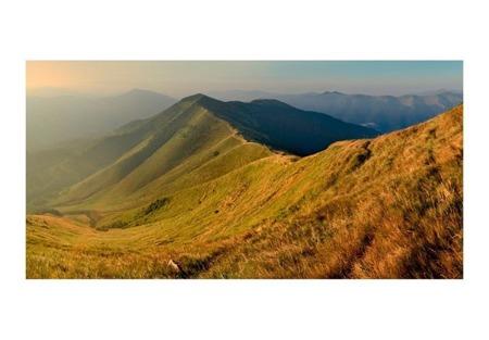 Fototapeta XXL - Jesień w górach