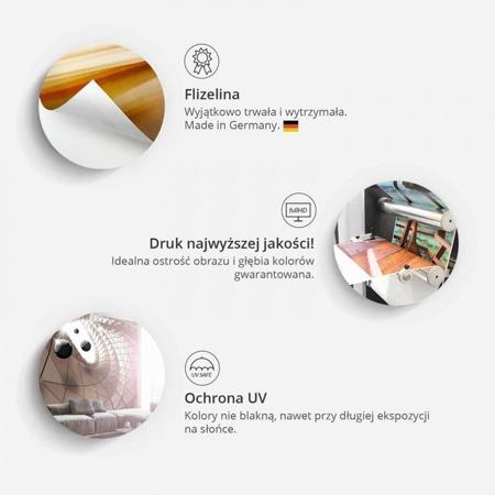 Fototapeta - mapa - origami