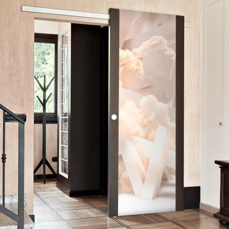 Fototapeta na drzwi - Niebiańskie schody