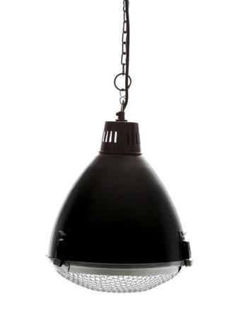 Lampa wisząca Industrial Ateliers MAZINE Aluro 30cm x 39cm x 30cm