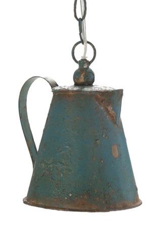 Lampa wisząca LAMALI Aluro 17cm x 25cm x 17cm