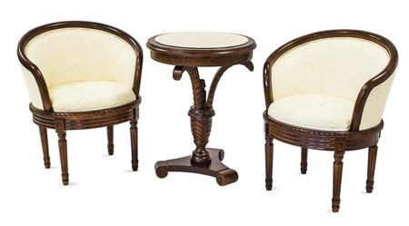 Stolik+2 Krzesła Iv Cz.