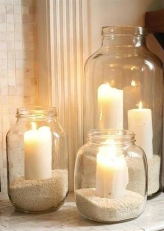 Świeca Classic Candles 7X14  cm